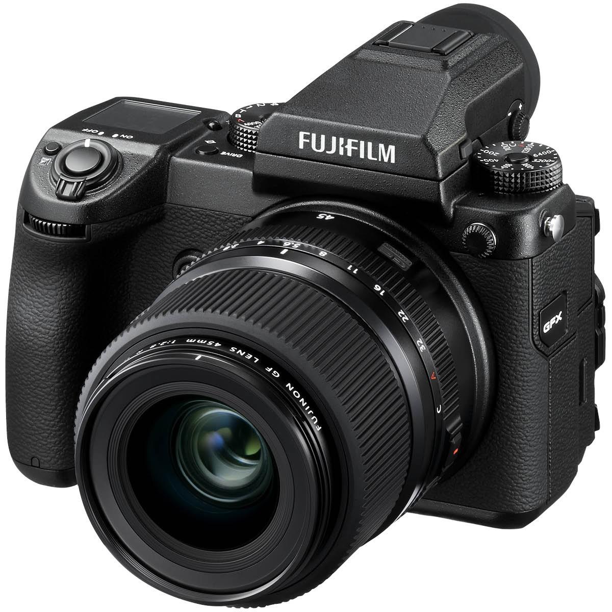Fujifilm GF 45 mm 1:2,8 R WR