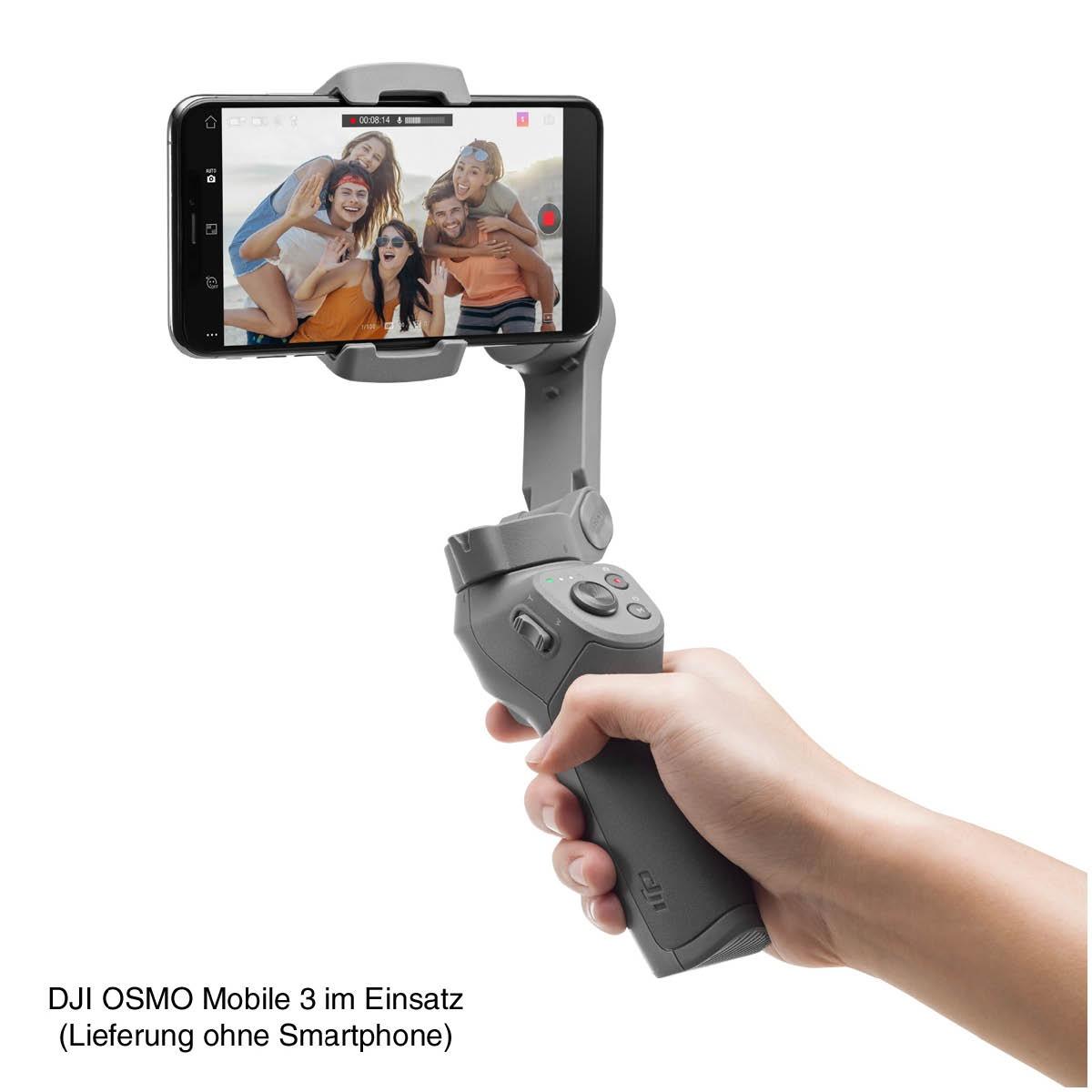 DJI Osmo Mobile 3 Combo Kit