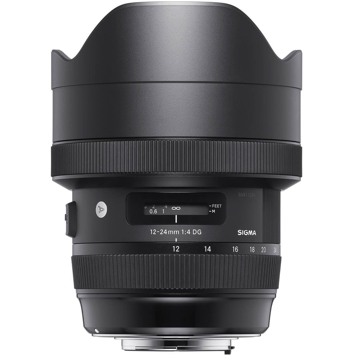 Sigma 12-24 mm 1:4,0 DG HSM Art FX