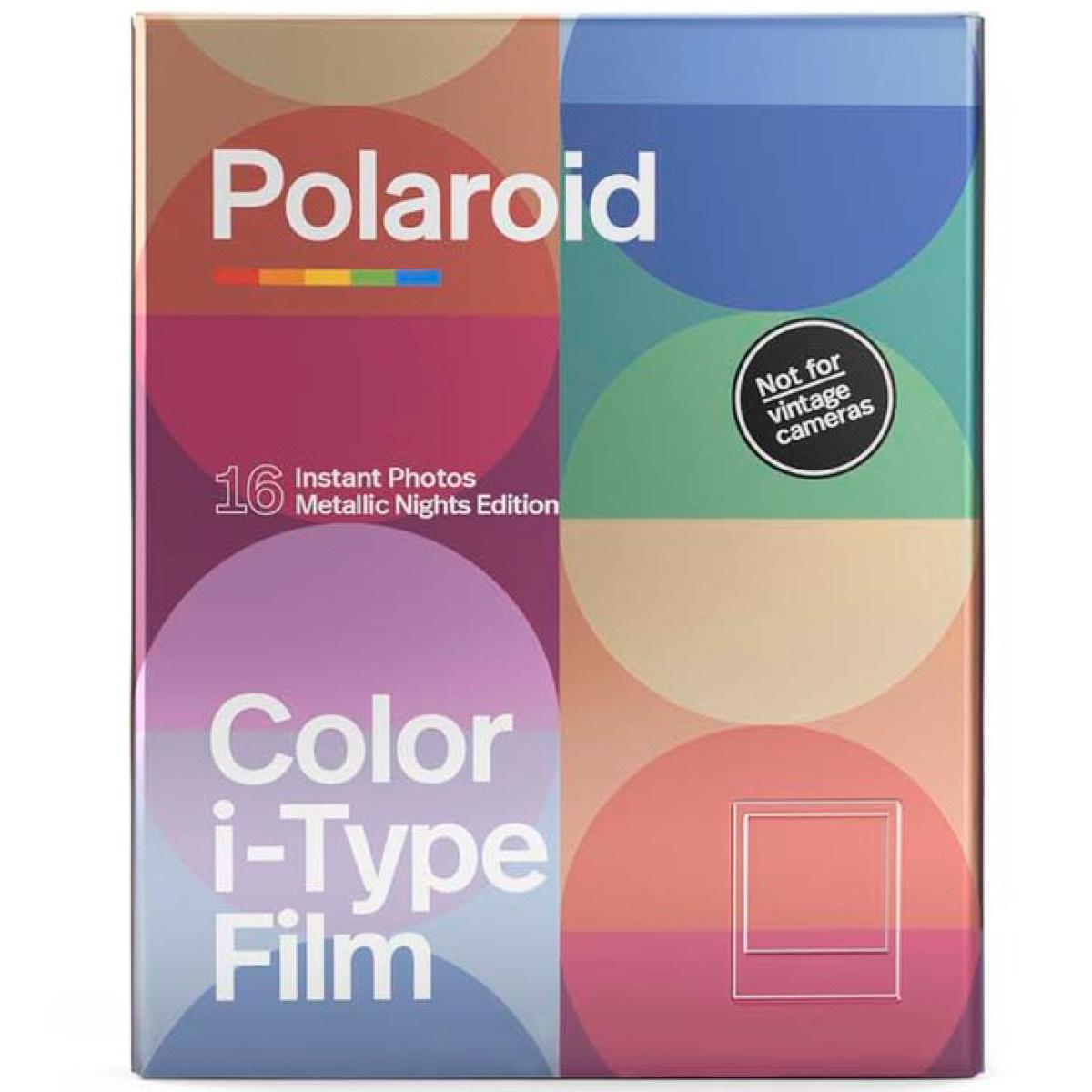 Polaroid I-Type Metallic Night Doppelpack