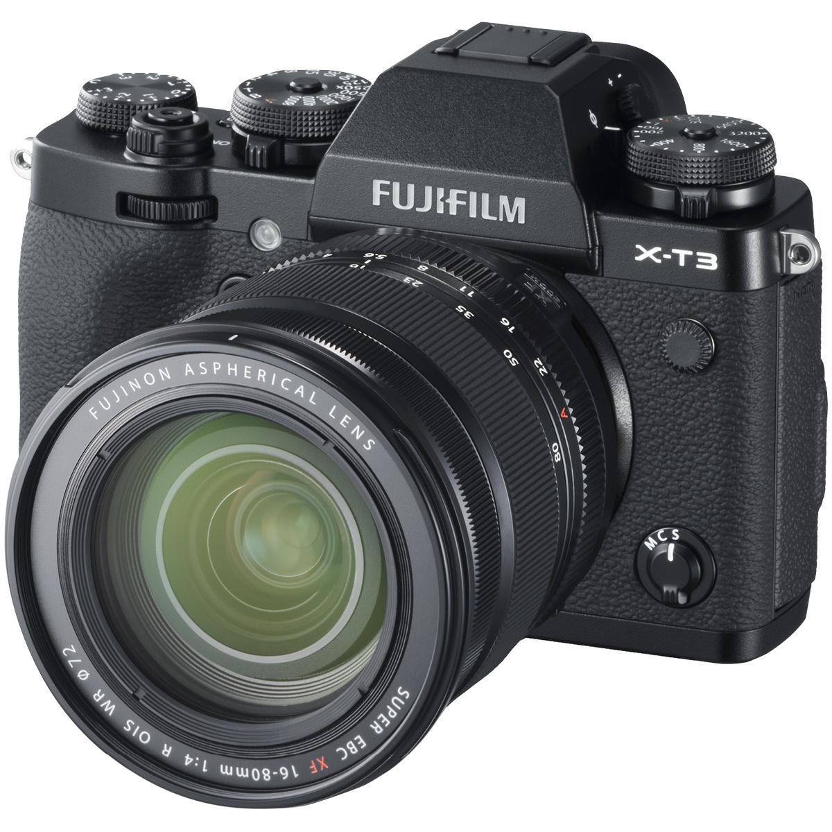 Fujifilm XF 16-80 mm 1:4,0 R OIS WR