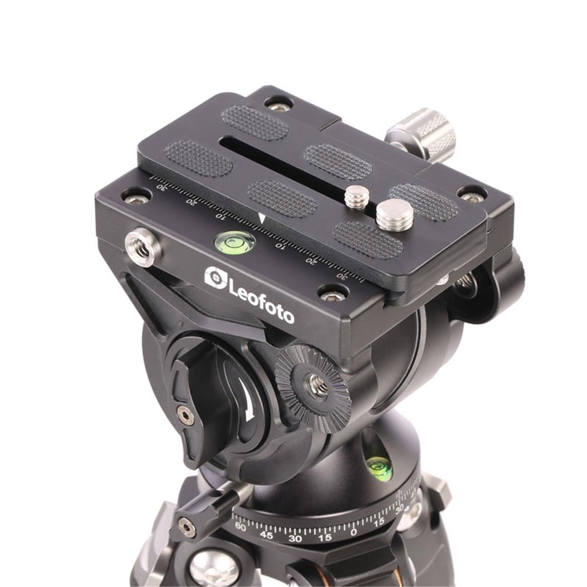 Leofoto Fluid Video Kopf BV-10