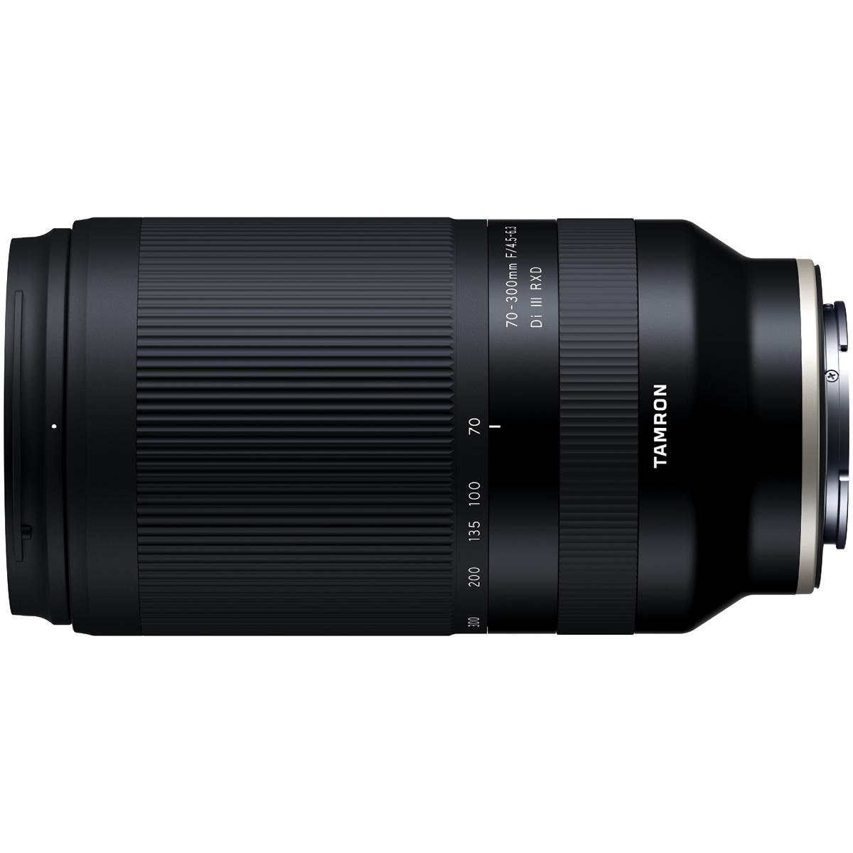 Tamron 70-300 mm 1:4,5-6,3 DI III RXD Sony FE