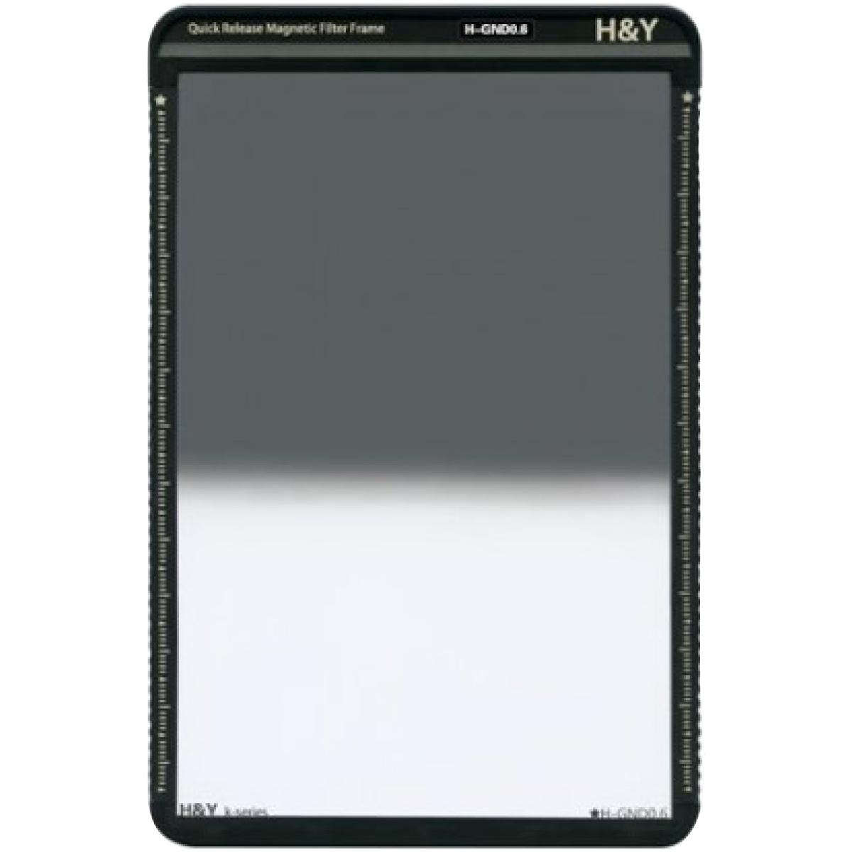 H&Y Grauverlaufsfilter 100x150 mm GND4 Hard K-Serie