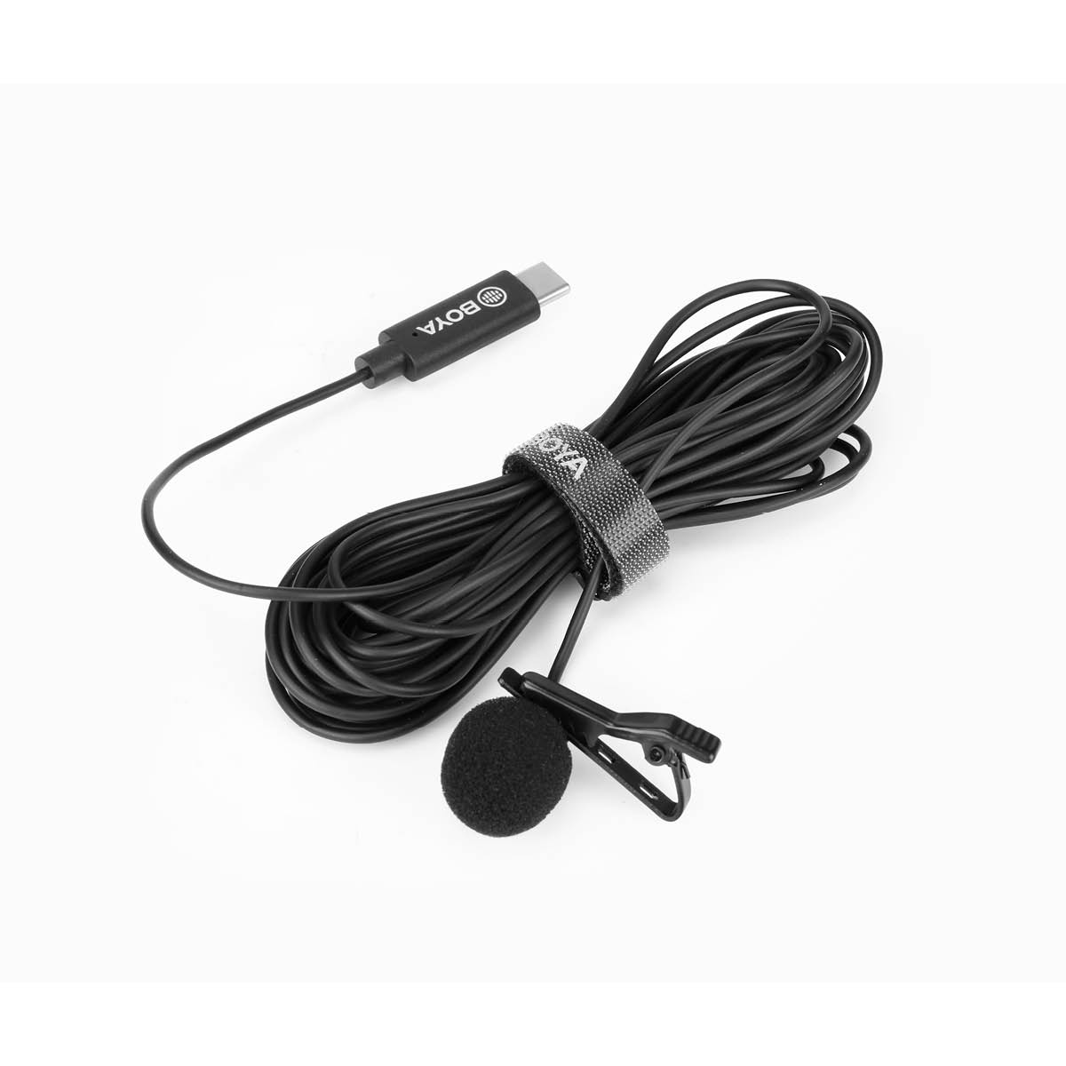 Boya BY-M3 Ansteckmikrofon für USB Type-C