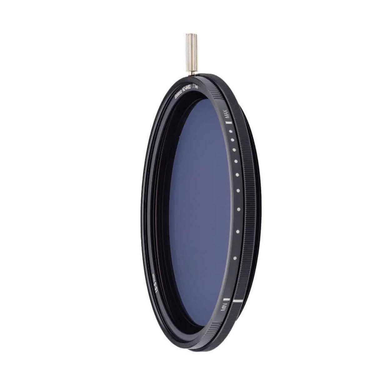 Nisi ND-Vario Filter 1,5-5 Stops 77 mm