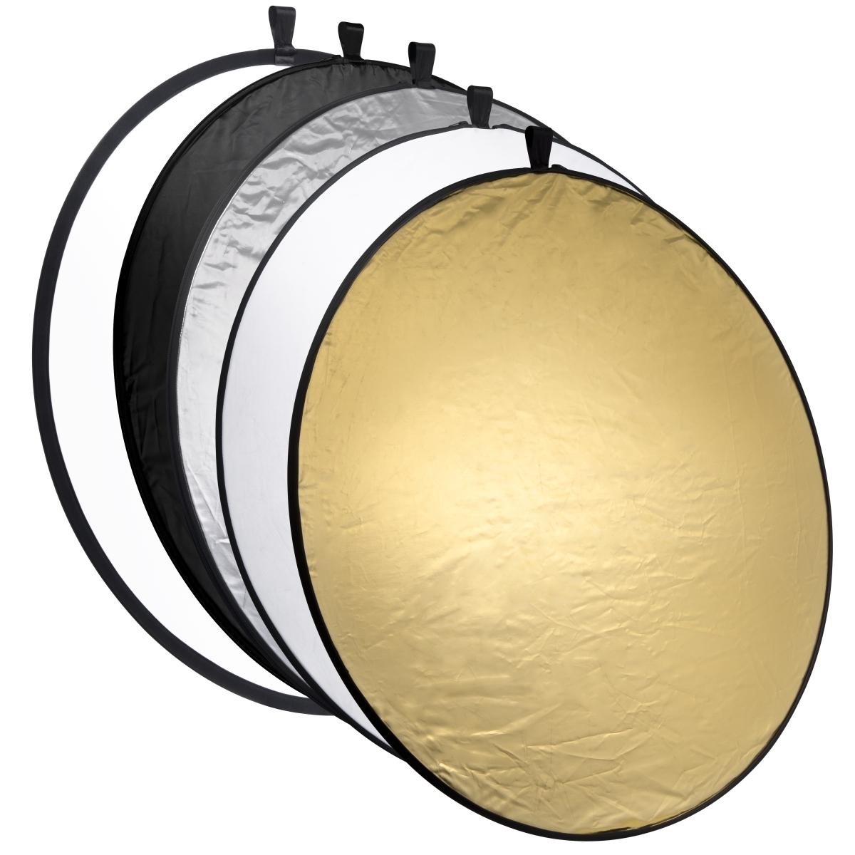 Mantona Faltreflektor 5in1, 110 cm