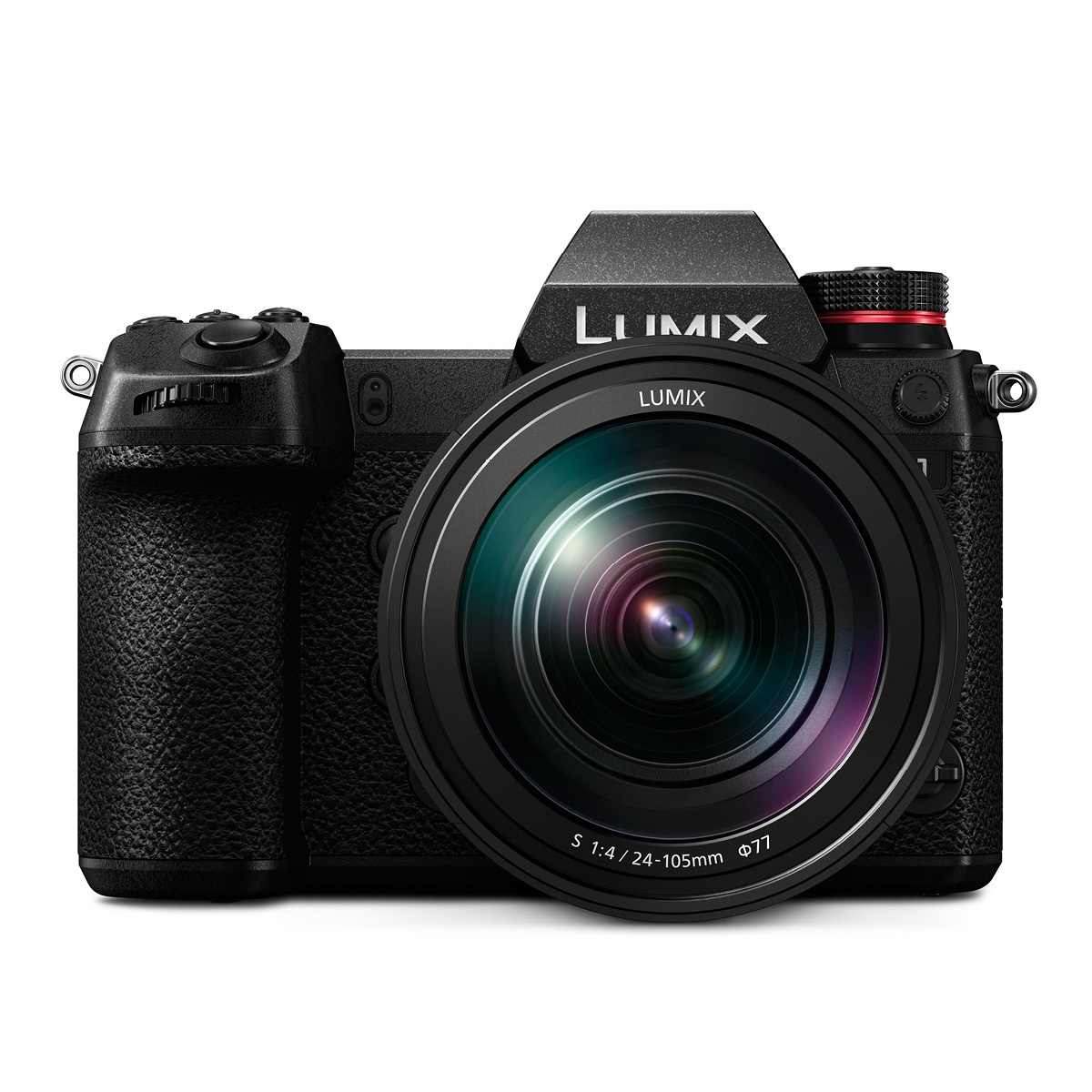 Panasonic Lumix DC-S1 Kit mit 24-105 mm 1:4,0