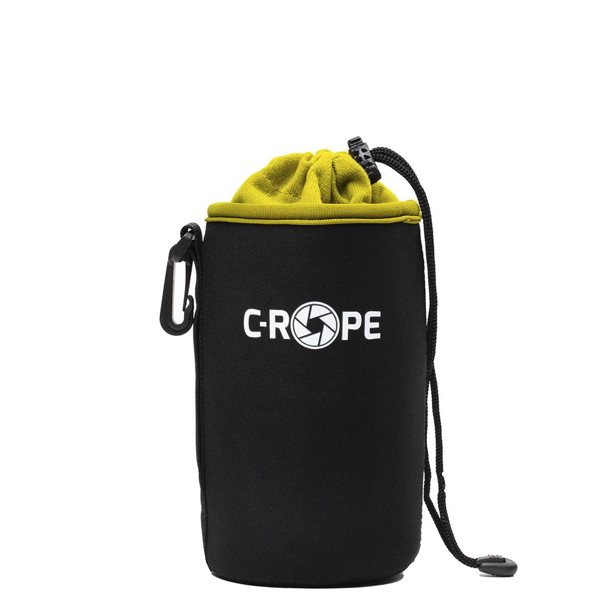 C-Rope Lenspouch schwarz L