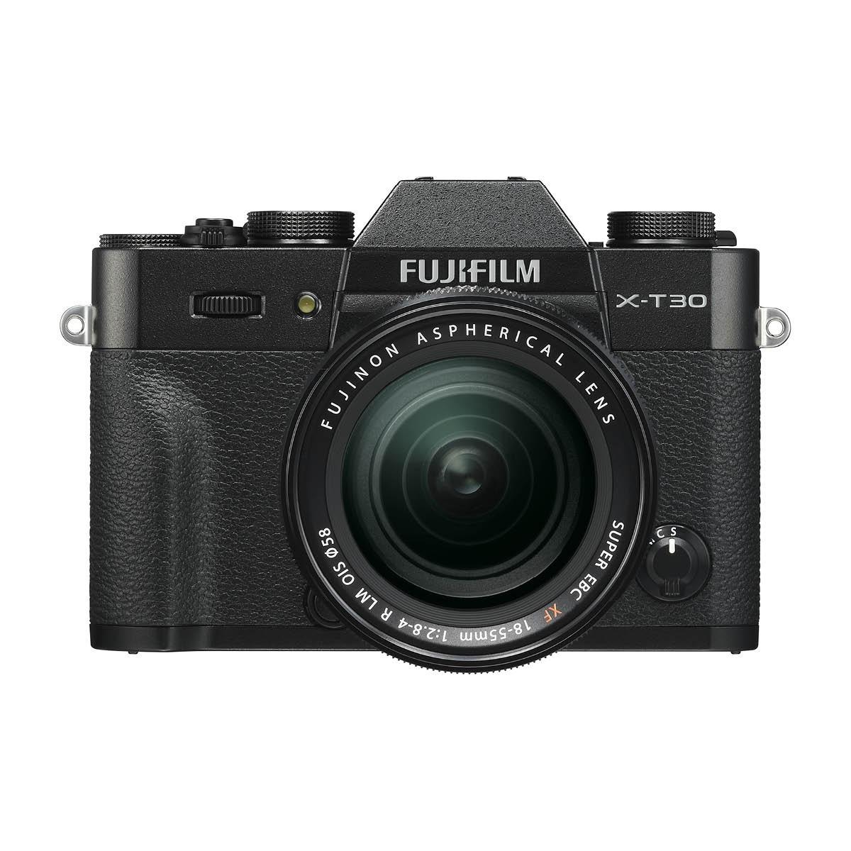 Fujifilm X-T30 Kit + 18-55 mm 1:2,8-4 Schwarz
