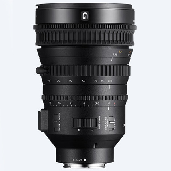 Sony 18-110 mm 1:4,0 G P FE-Mount