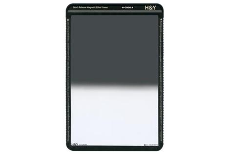 H&Y Grauverlaufsfilter 100x150 mm GND8 Hard K-Serie