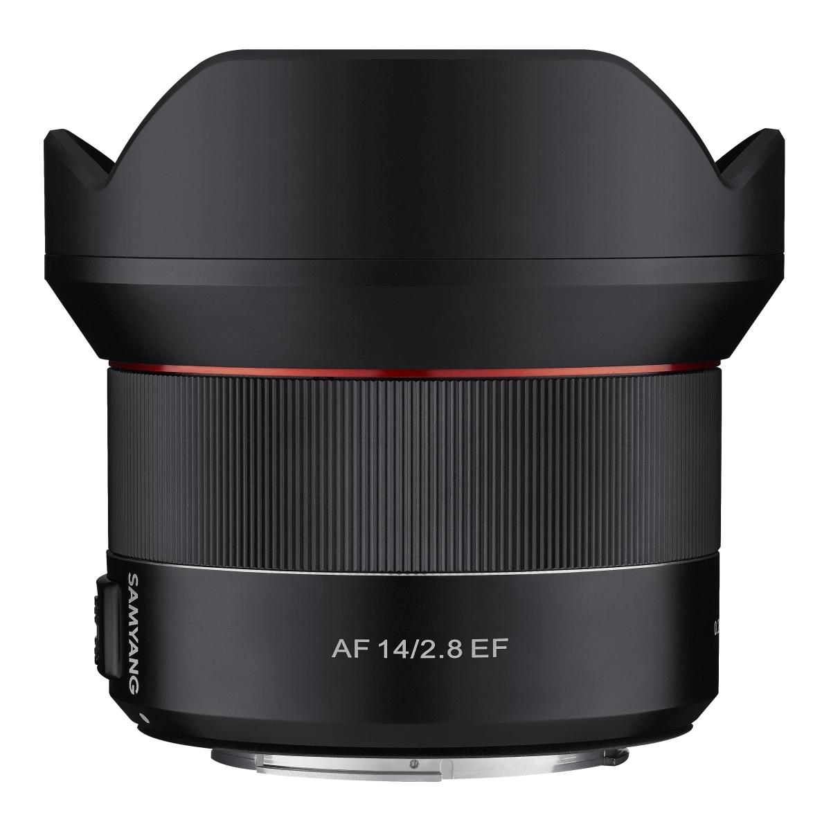 Samyang AF 14 mm 1:2,8 für Canon EF