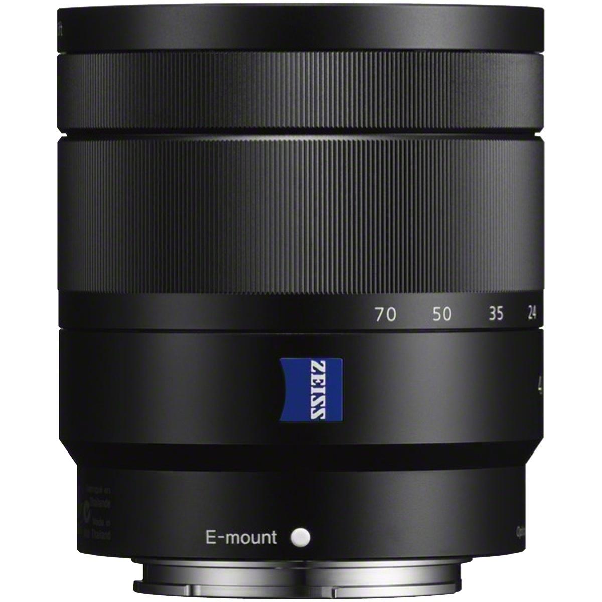 Sony 16-70 mm 1:4,0 Zeiss T ZA E-Mount