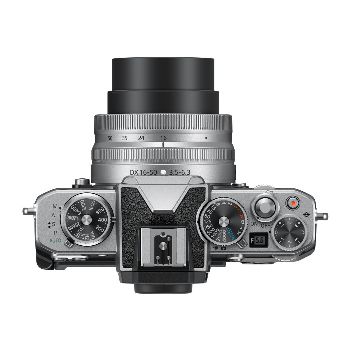 Nikon Z fc mit 16-50 + 50-250 VR