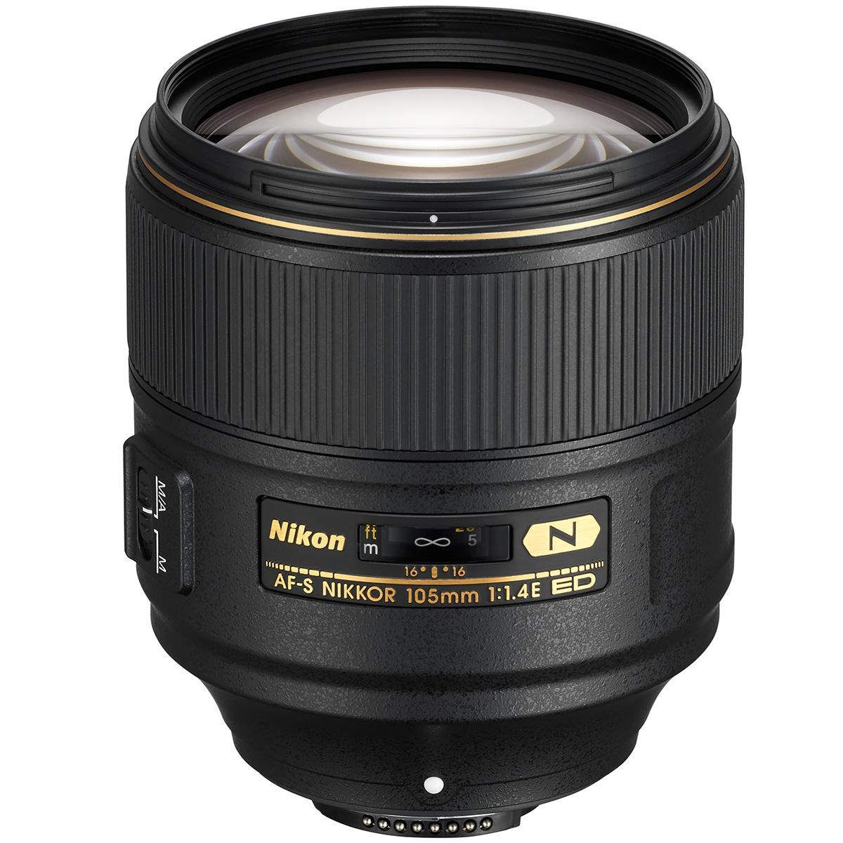 Nikon 105 mm 1:1,4 AF-S E ED