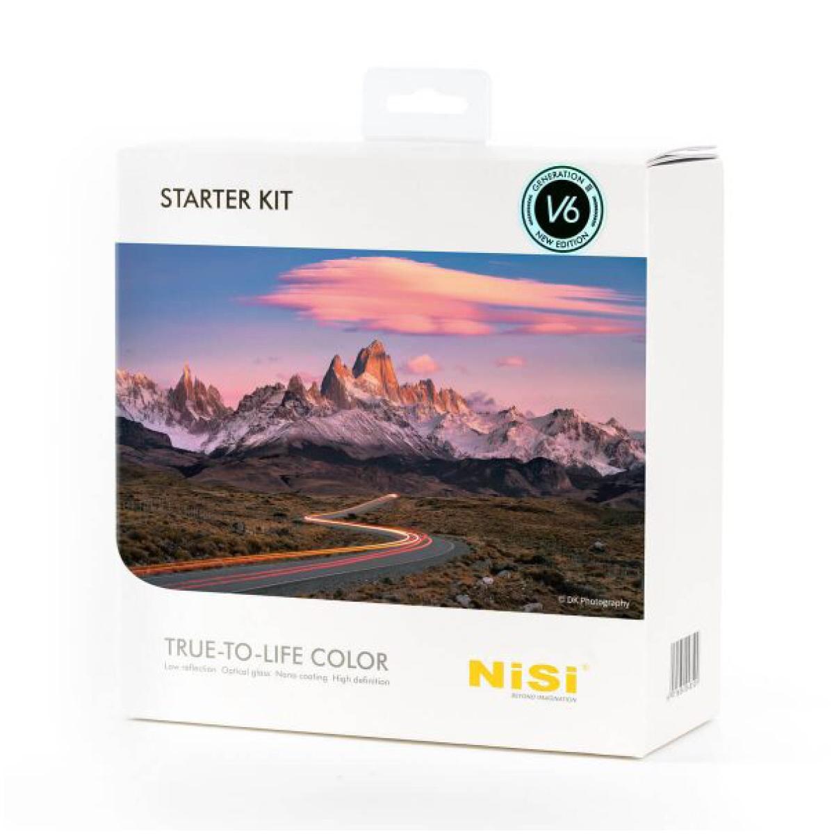 Nisi Starter Kit V6 (Serie III)
