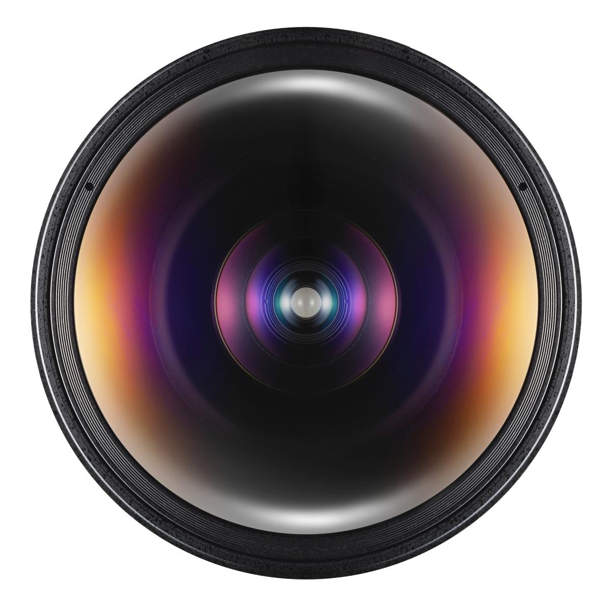 Samyang MF 12mm 1:2,8 Fisheye für Sony FE-Mount