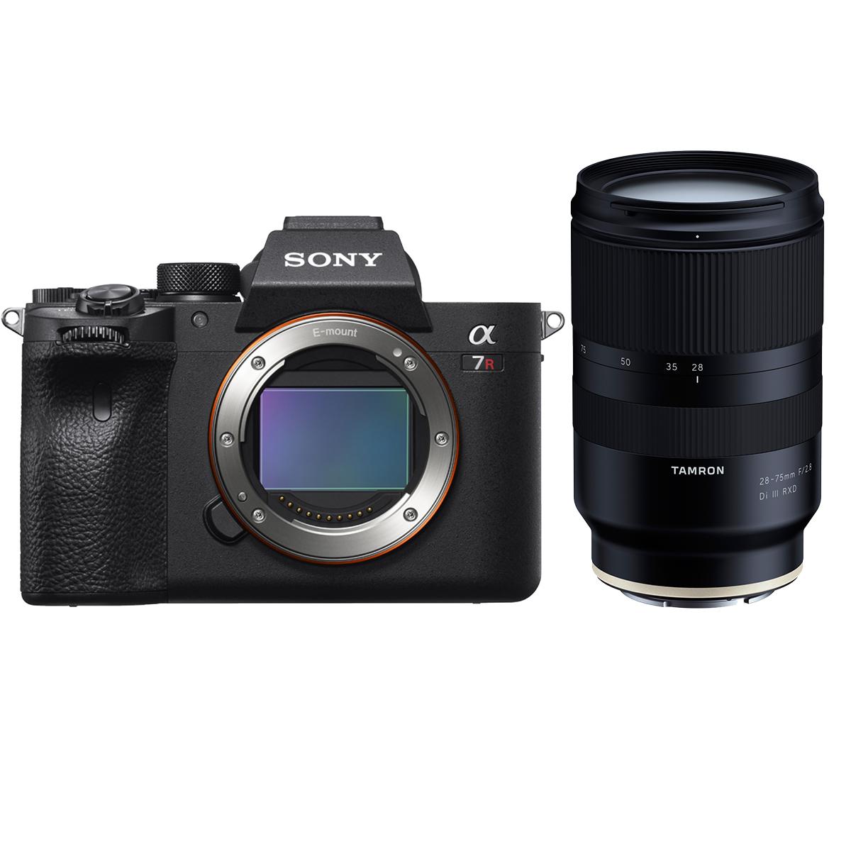 Sony Alpha 7R IV + Tamron 28-75mm 1:2,8 Di III RXD