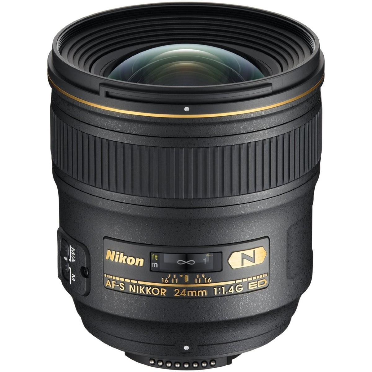 Nikon 24 mm 1:1,4 AF-S Nikkor G ED