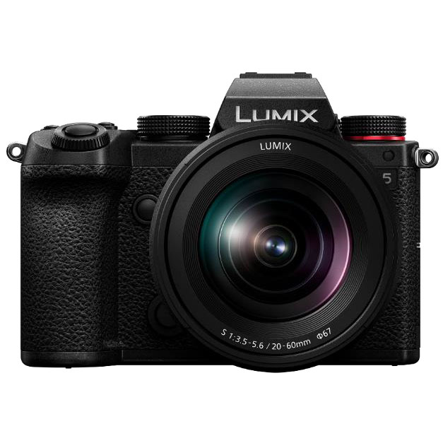 Panasonic S5 Kit mit 20-60 mm 1:3,5-5,6