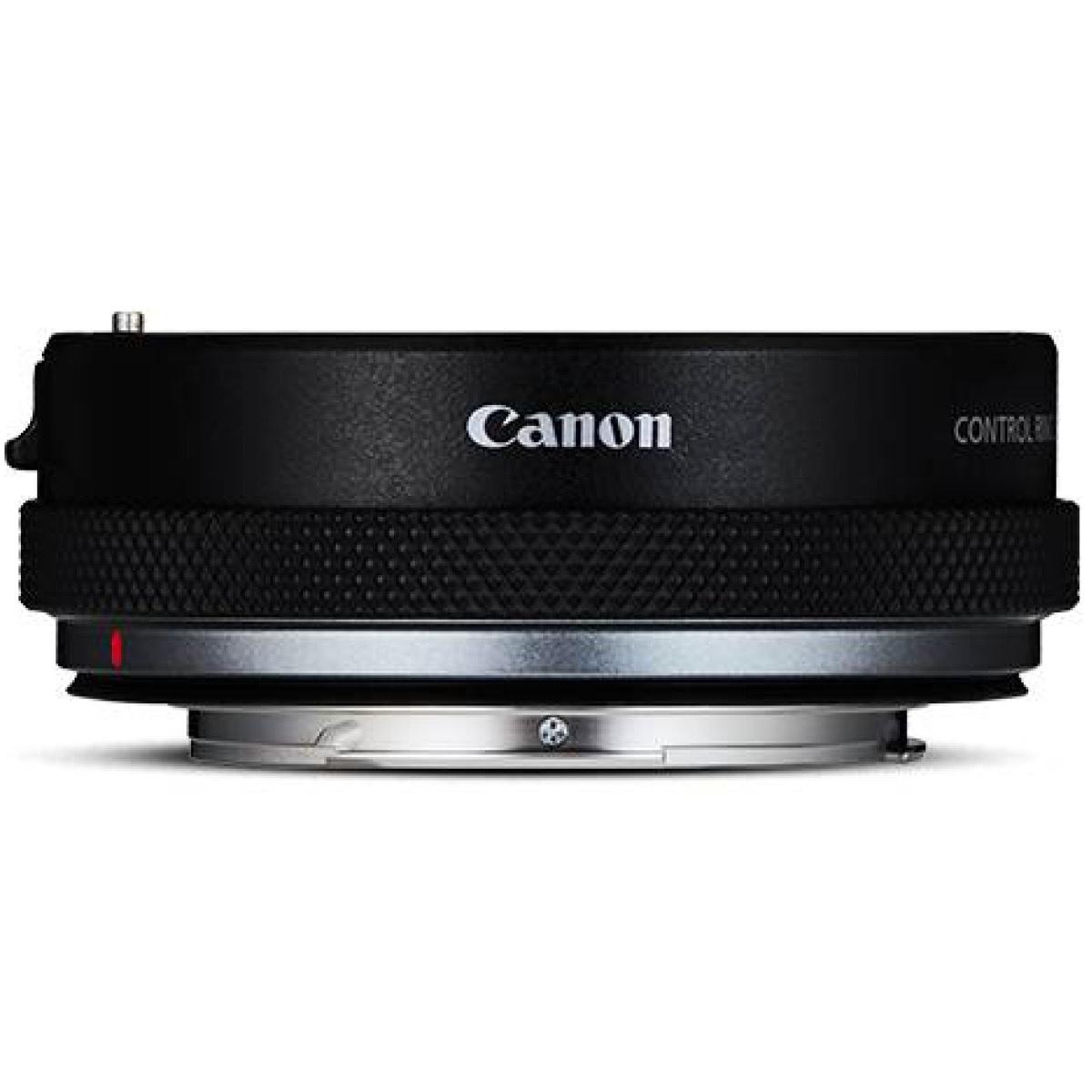 Canon Objektivadapter mit Steuerungsring EF-EOS R