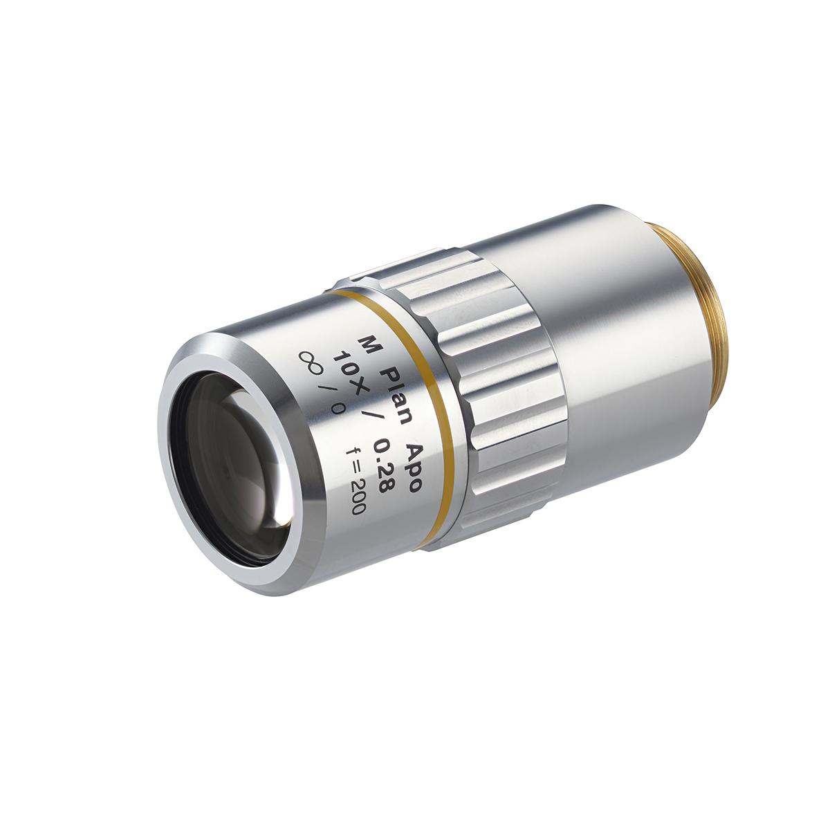 Mitutoyo M Plan Apo 10x Mikroskopobjektiv