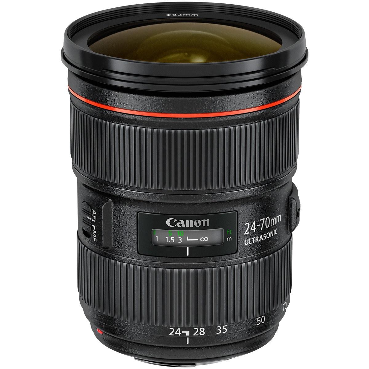 Canon EF 24-70 mm 1:2,8 L II USM