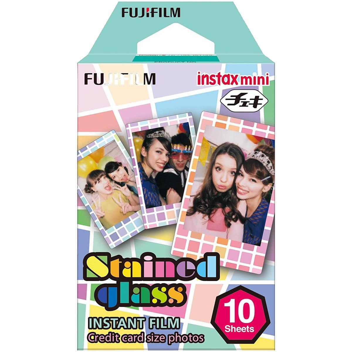 Fujifilm Instax Mini Stained Glass Film