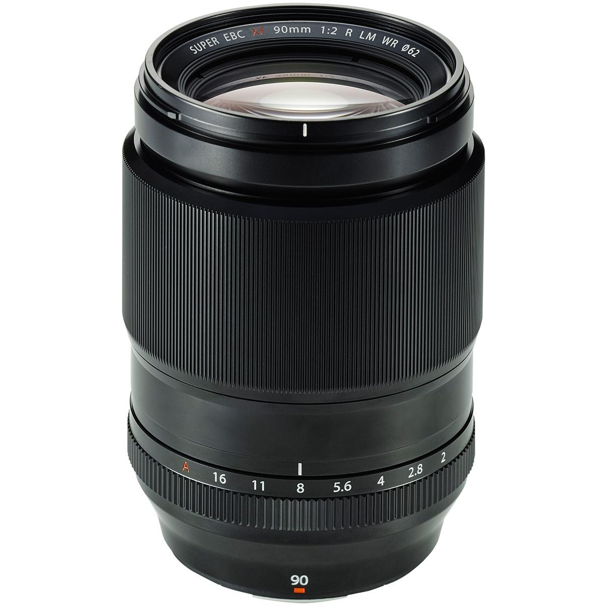 Fujifilm XF 90 mm 1:2,0 R LM WR