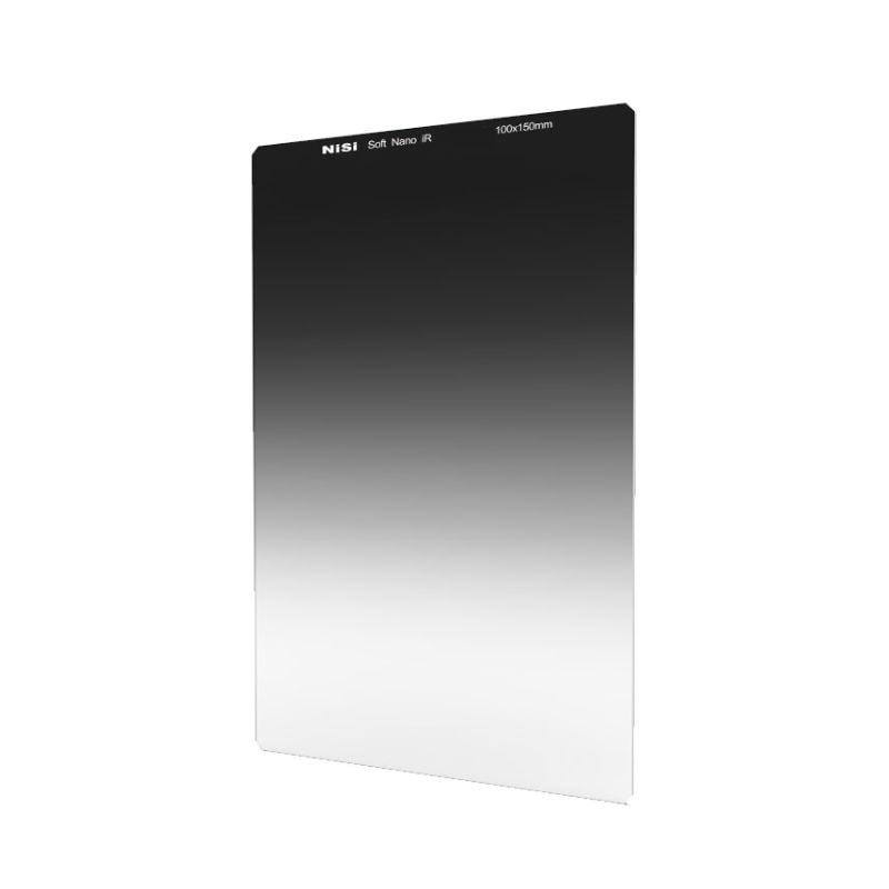 Nisi Grauverlaufsfilter 100x150 mm Soft Nano IR GND8 (0,9)