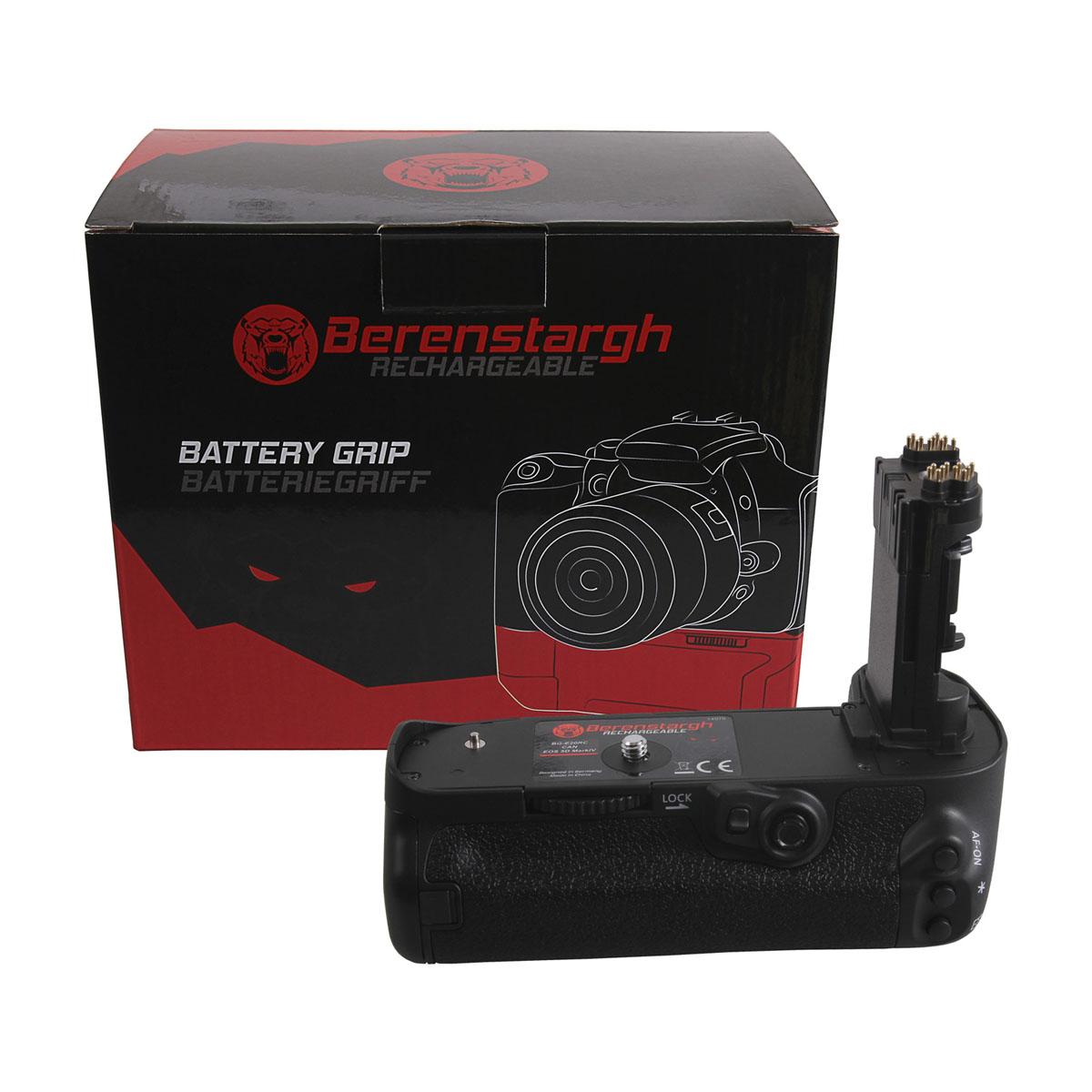 Berenstargh Batteriegriff für Canon EOS 5D Mark IV