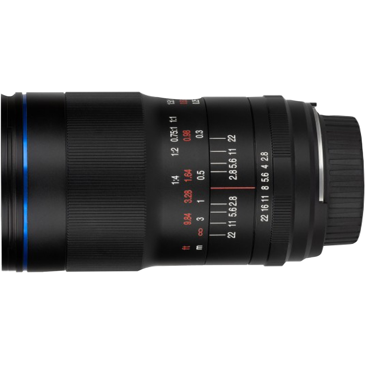 Laowa 100 mm 1:2,8 2:1 Ultra Macro APO für Nikon F