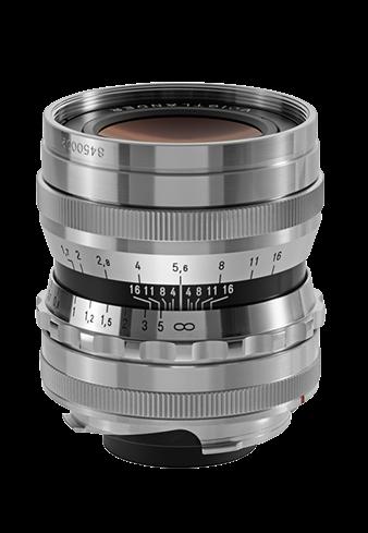 Voigtländer 35 mm 1:1,7 Ultron VM ASPH. Silber