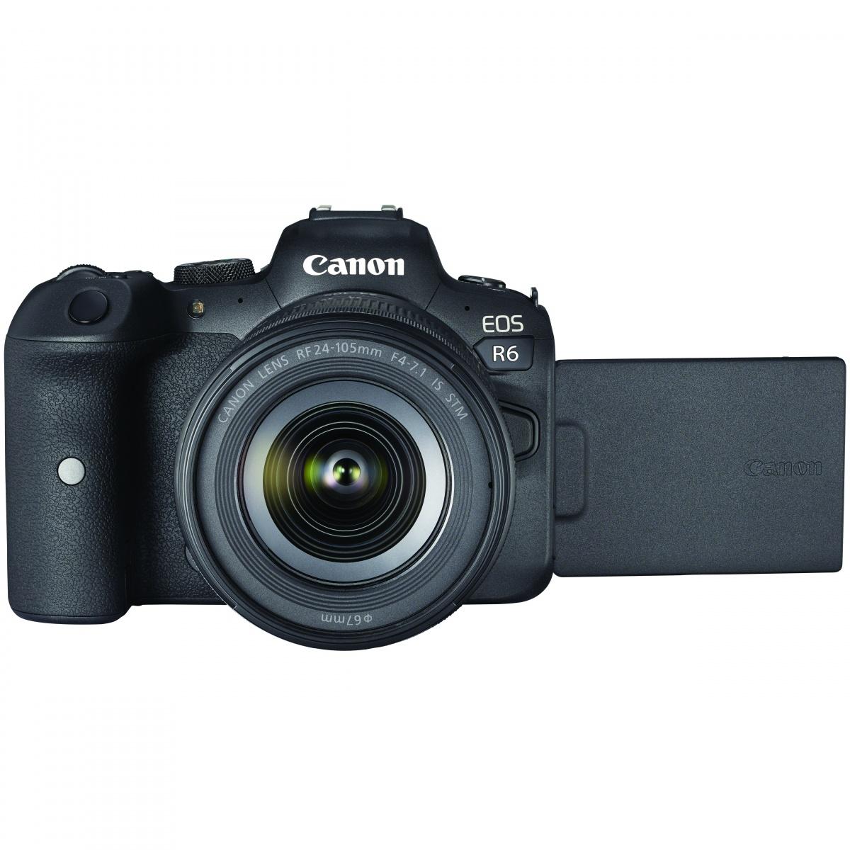 Canon EOS R6 Kit mit 24-105 mm 1:4,0-7,1