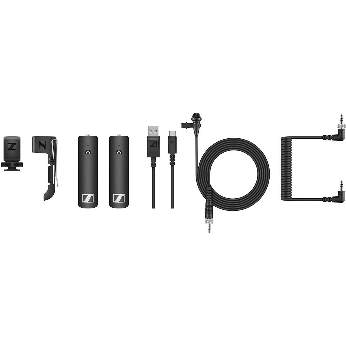 Sennheiser XSW-D Drahtloses Lavaliermikrofon Set