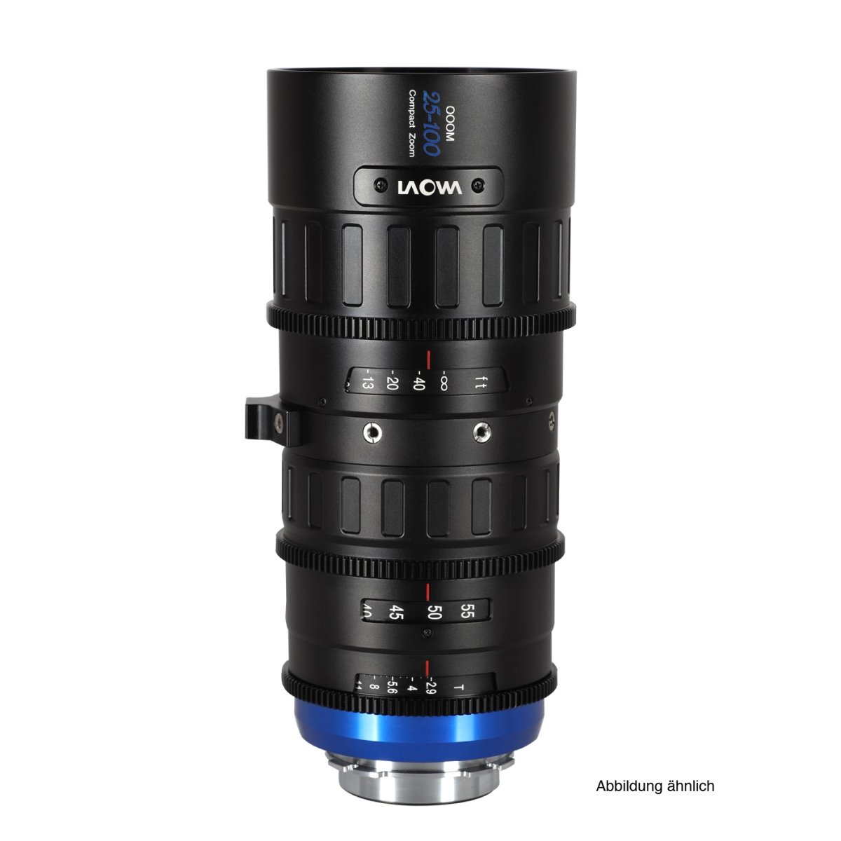 Laowa OOOM 25-100 mm 1:2,9 Cine Lens Bundle