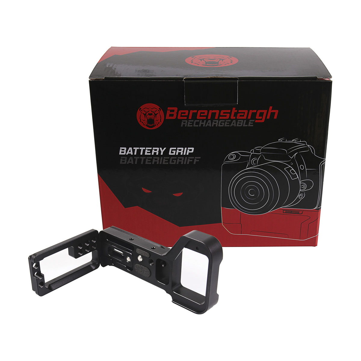 Berenstargh Handgriff für Sony A9II/A7RIV