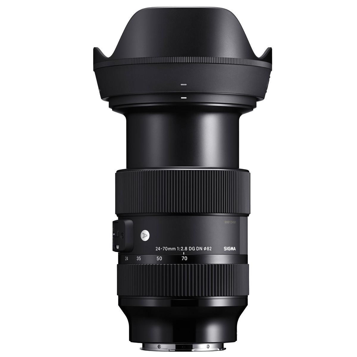 Sigma 24-70 mm 1:2,8 DG DN Art FE-Mount