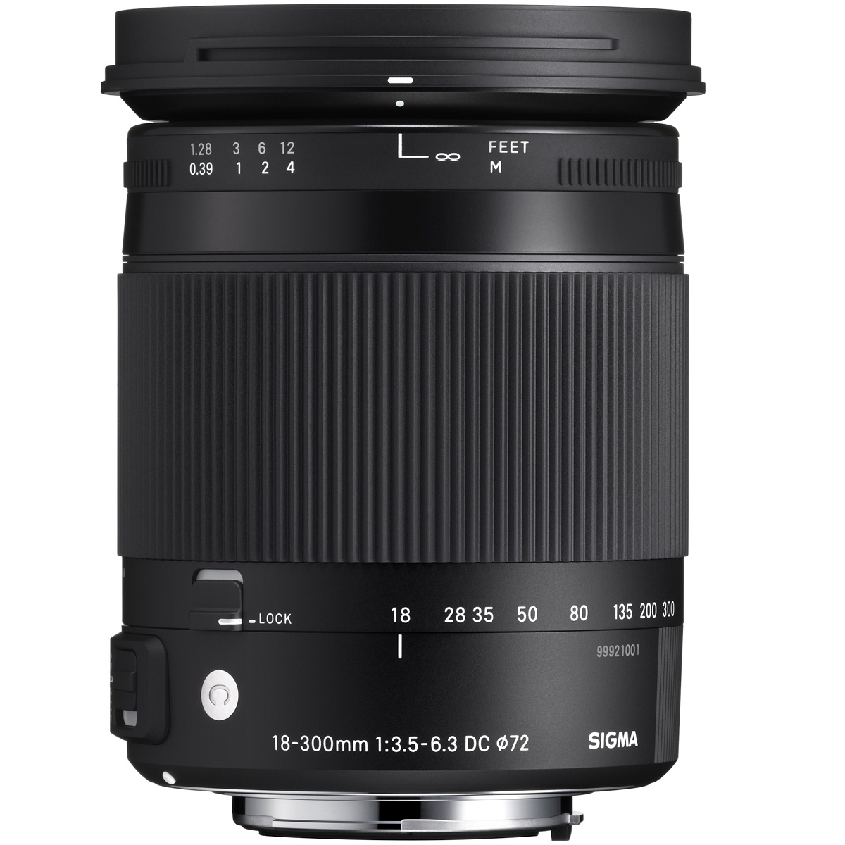 Sigma 18-300 mm 1:3,5-6,3 DC Makro OS HSM (C) DX