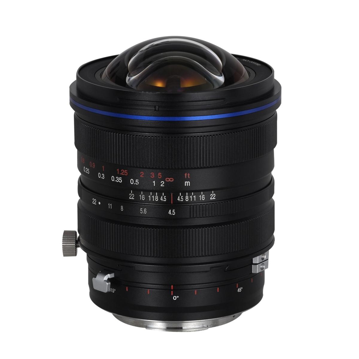 Laowa 15 mm 1:4,5 Zero-D Shift Nikon Z