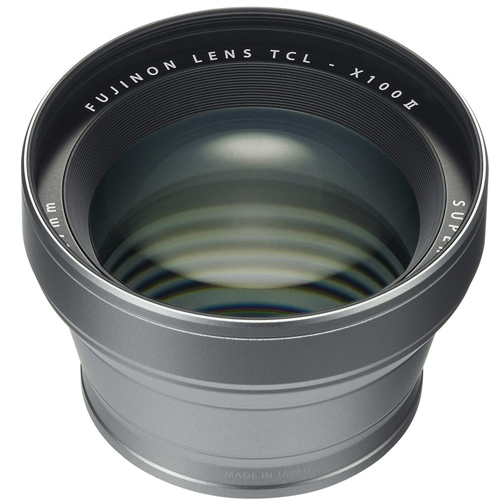 Fujifilm TCL-X100 II Telekonverter in Silber