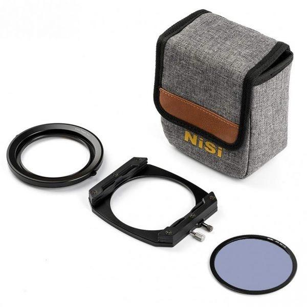 NiSi M75 Filterhalter mit Landscape Polfilter