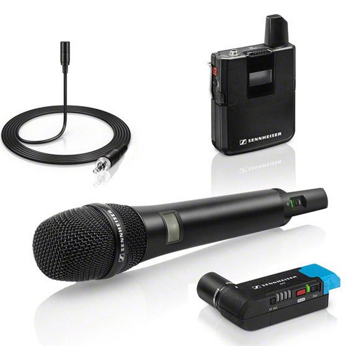 Sennheiser AVX Combo Mikrofon Set 3 EU