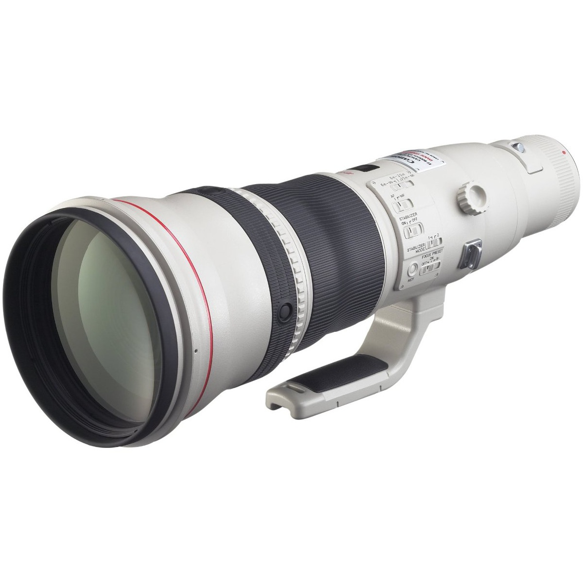 Canon EF 800 mm 1:5,6 L IS USM