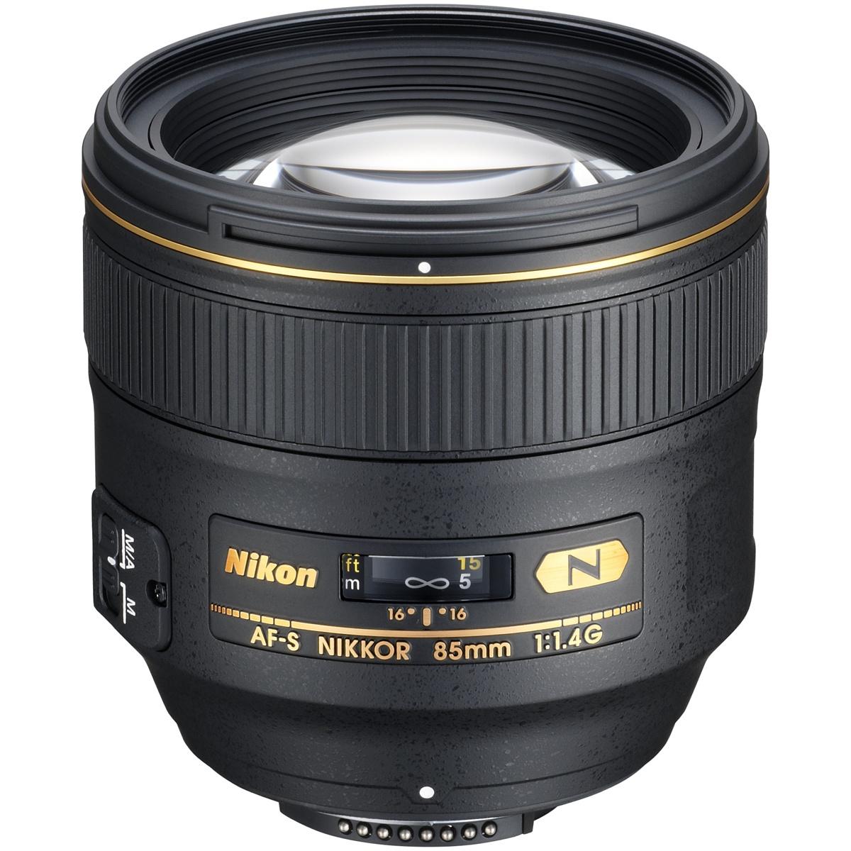 Nikon 85 mm 1:1,4 AF-S G