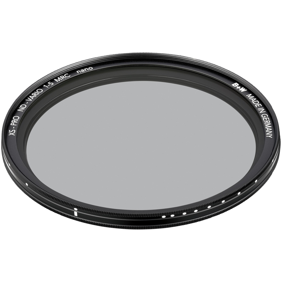 B+W Graufilter 82 mm XS-Pro Vario +1 - +5