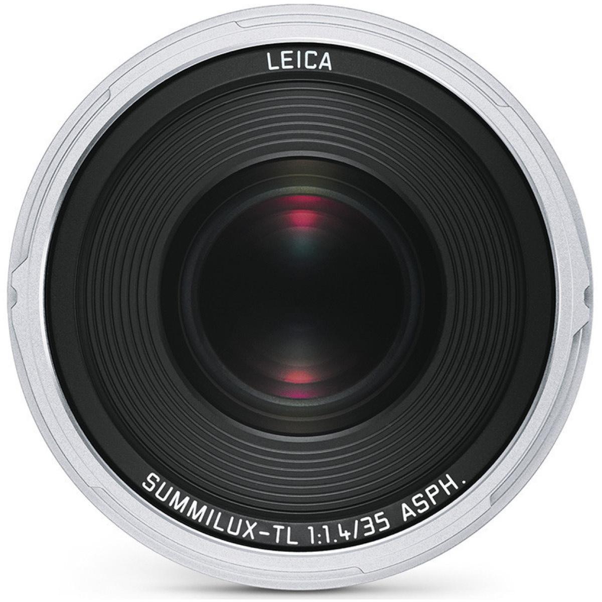 Leica 35 mm 1:1,4 Summilux-TL ASPH Silber