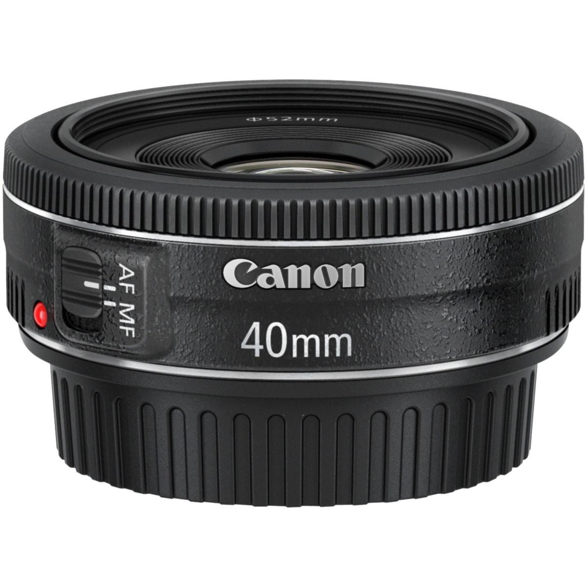 Canon EF 40 mm 1:2,8 STM