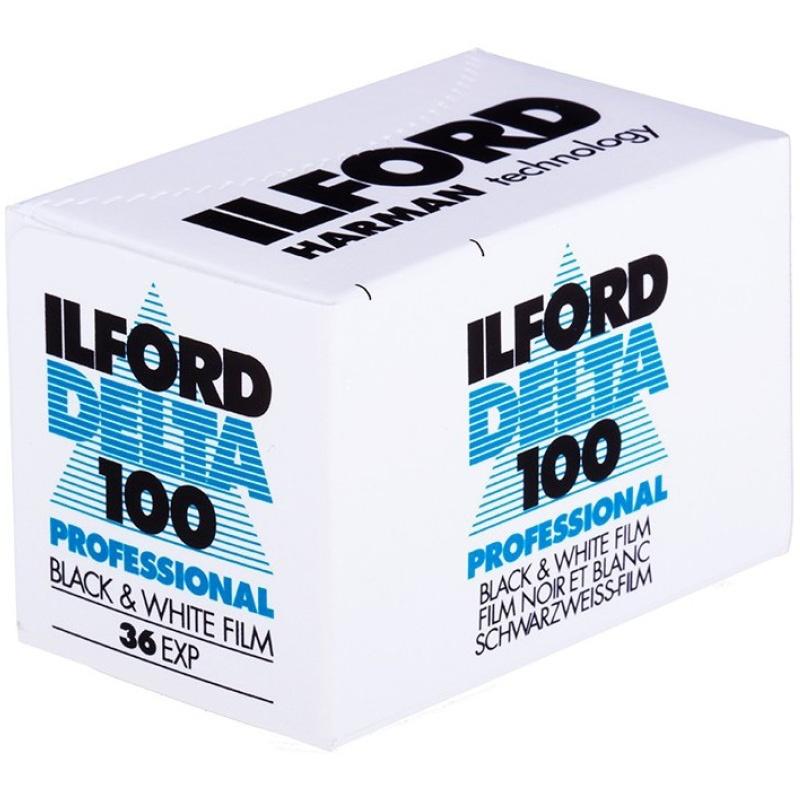 Ilford Delta 100 36 Kleinbildfilm SW